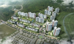 GS건설 컨소시엄, '세종자이e편한세상'견본주택 24일(금) 오픈