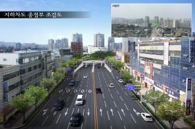 홍도과선교 개량(지하화)공사 '본궤도'