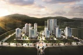 코오롱글로벌 컨소시엄,  '세종 하늘채 센트레빌' 견본주택 12일 개관 예정