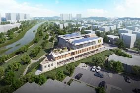 도안신도시, 제2유성구노인복지관 신축공사 기공식 개최
