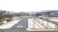 설 연휴 앞두고 유성IC 만남의 광장 개장