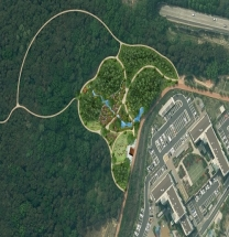 구봉산, 가오근린공원 훼손지역 생태 휴식공간으로 조성