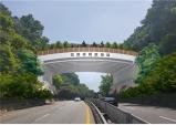 대전-옥천 경계구간 마달령생태통로 본격 착공