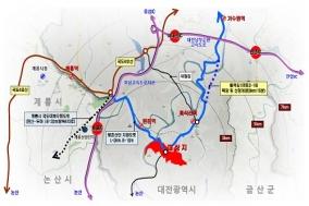 서구 평촌일반산업단지 조성사업 기공식 개최