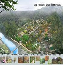 노루벌적십자생태원, 이용자 편의시설 및 수목 식재로 경관 개선