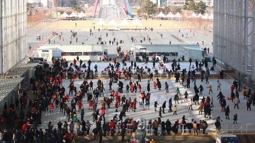 전국 최고, 대전엑스포시민광장 야외스케이트장 21일 개장.jpg