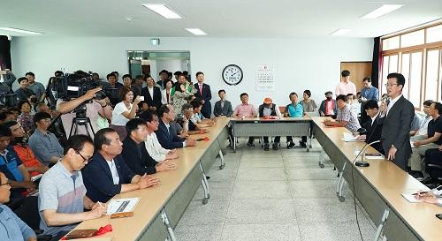 대전시, LNG발전소 건설계획 '중단'_기성동 주민 간담회 (3).jpg