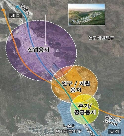 대전시, 첨단국방융합클러스터 조성 본격화- 위치도2.jpg