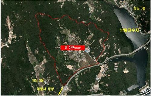 허태정 시장, 대전교도소 이전을 위해 법무부 방문- 이전지 위치도 방동 (2).jpg